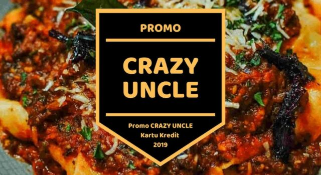 Promo Crazy Uncle