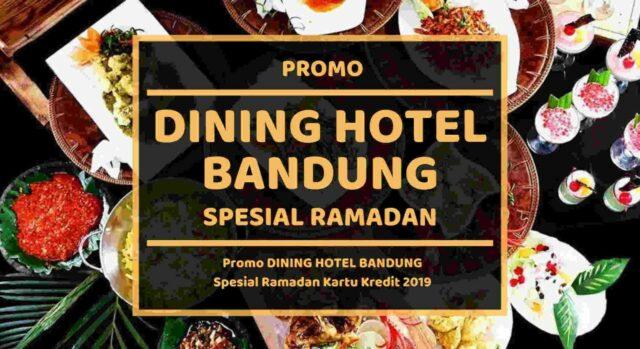 Promo Dining Hotel Bandung