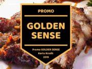 Promo Golden Sense