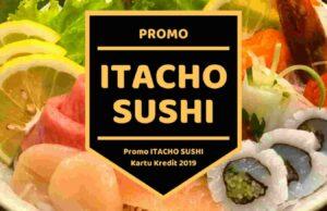 Promo Itacho Sushi