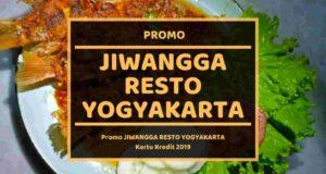 Promo Jiwangga Resto Yogyakarta