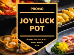 Promo Joy Luck Pot