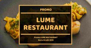 Promo Lume Restaurant