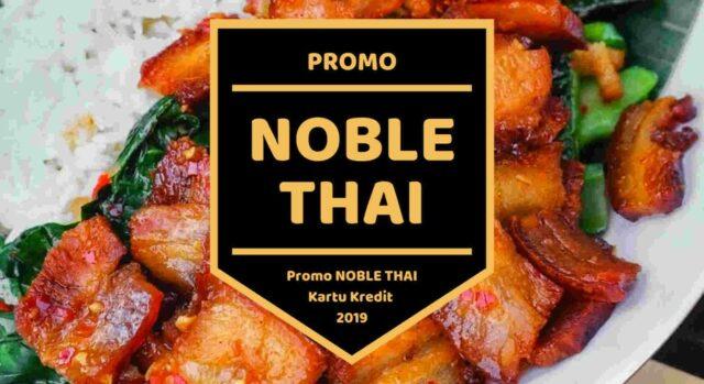 Promo Noble Thai