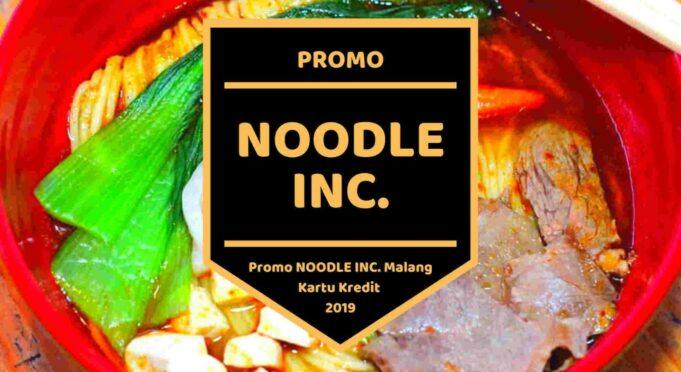 Promo Noodle Inc Malang