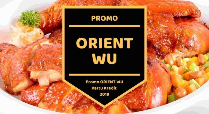 Promo Orient Wu