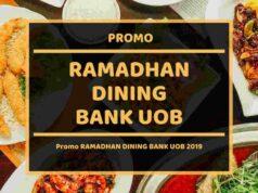 Promo Ramadhan Dining Bank UOB