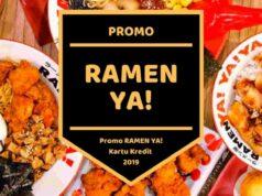 Promo Ramen Ya
