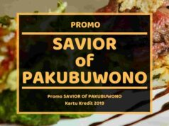 Promo Savior Of Pakubuwono