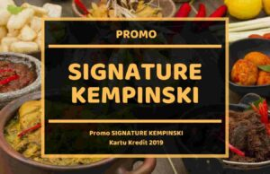 Promo Signature Kempinski