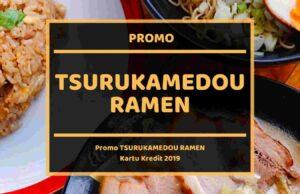Promo Tsurukamedou Ramen