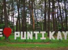 Taman Wisata Alam Punti Kayu Palembang