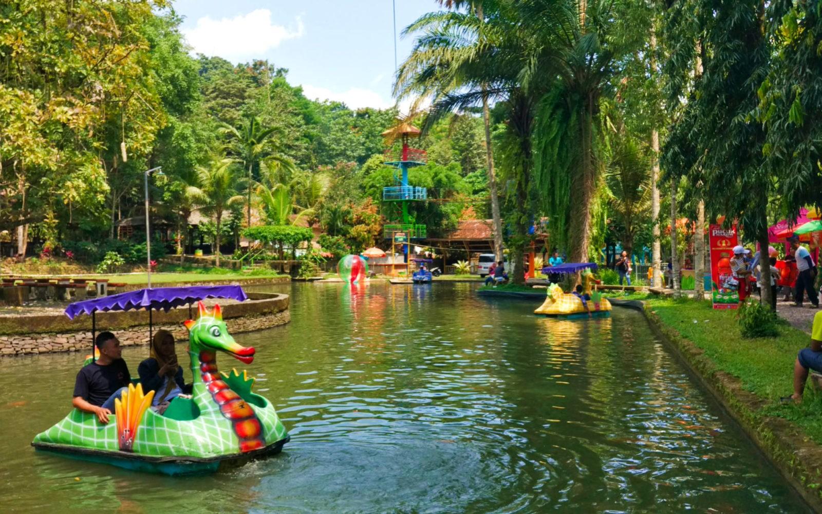 Taman Botani Sukorambi Tiket Wahana Januari 2020
