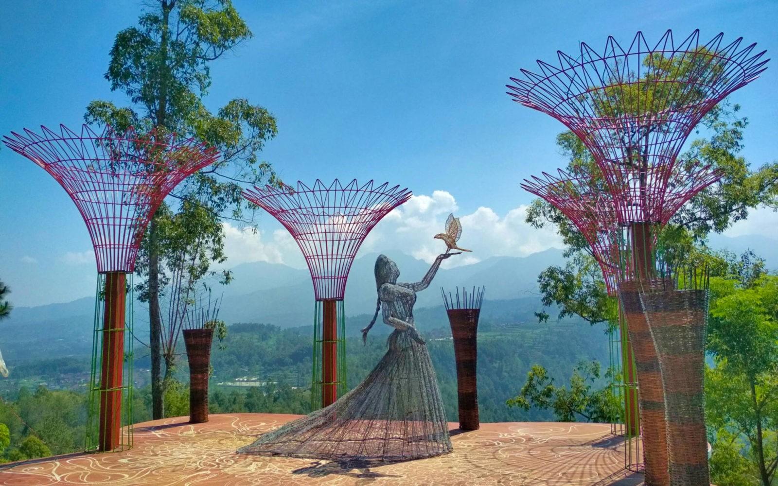 Taman Langit Malang Tiket Spot Foto September 2020 Travelspromo