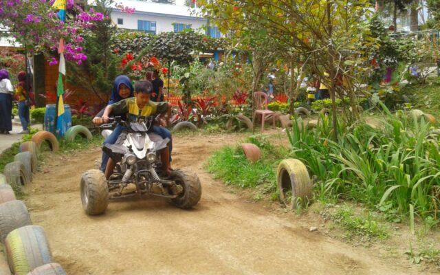 Wahana mobil ATV