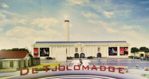 area wisata pabrik gula de tjolomadoe