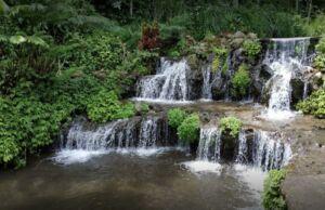 Air terjun Green Paradise - Tri Mulyantono Rusdi