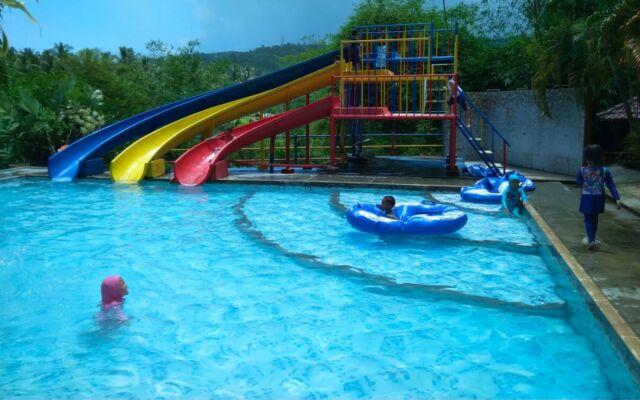 Kolam Anak di Cafless Waterpark