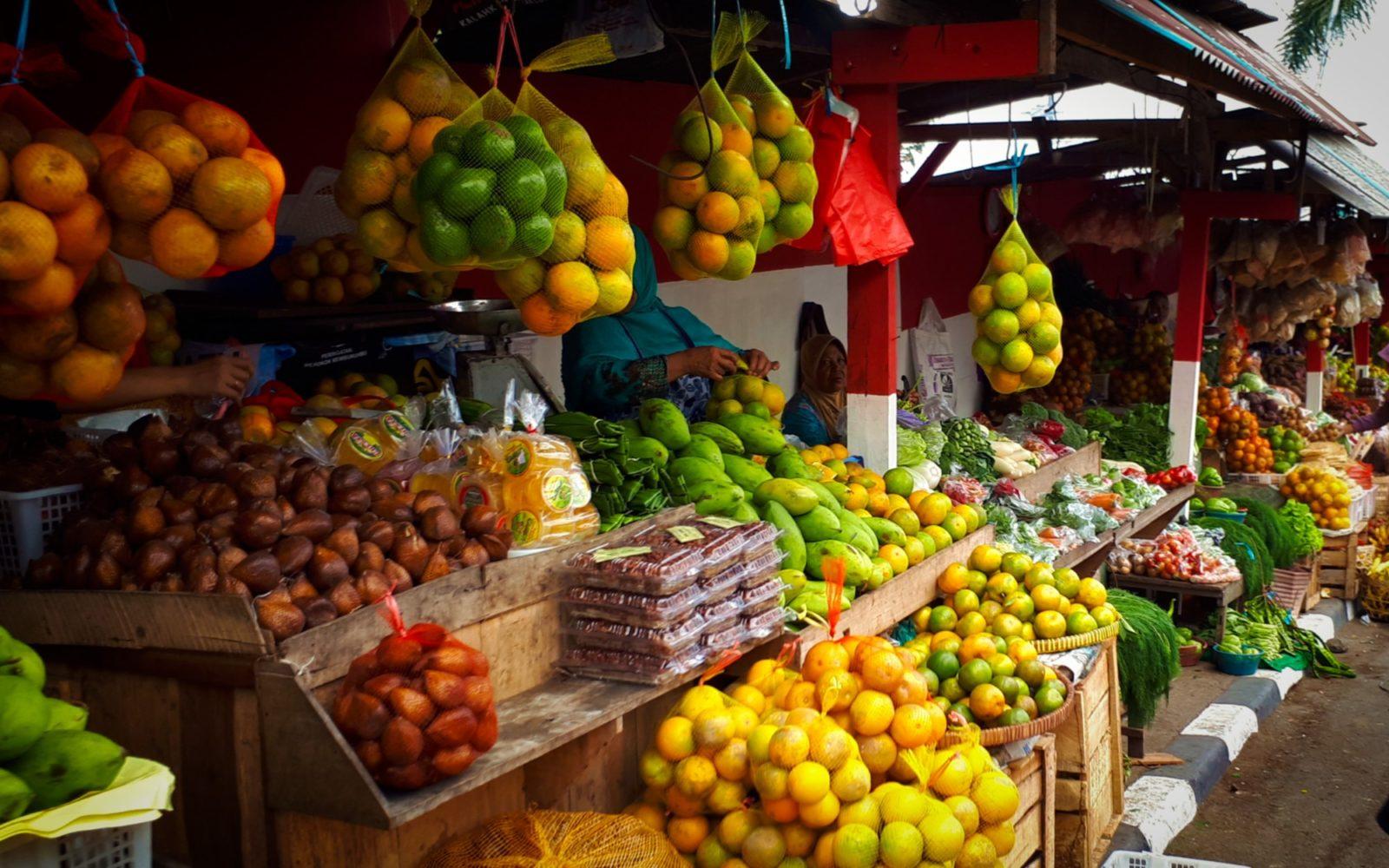 Serunya Berbelanja Di Pasar Wisata Bandungan Travels Promo
