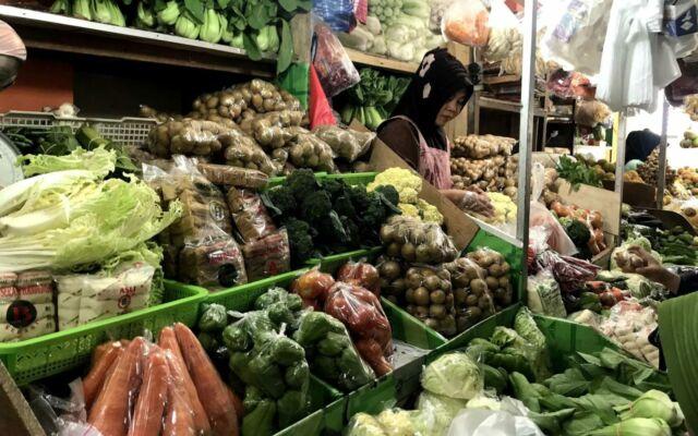 berbagai sayur dan buah