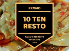 Promo 10 Ten Resto