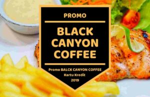 Promo Black Canyon Coffee