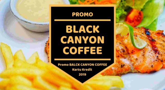 Promo Black Canyon Coffee