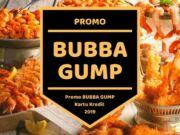 Promo Bubba Gump