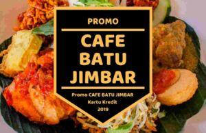Promo Cafe Batu Jimbar