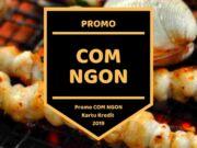 Promo Com Ngon