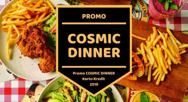 Promo Cosmic Dinner Bali