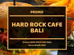 Promo Hard Rock Cafe Bali