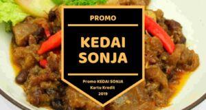 Promo Kedai Sonja