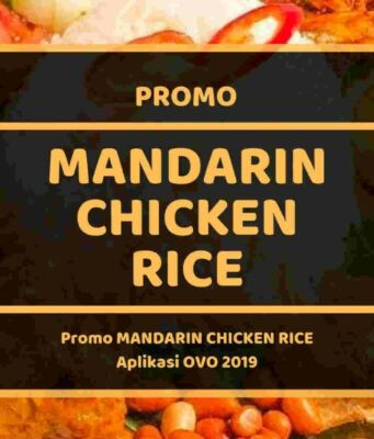Promo Mandarin Chicken Rice
