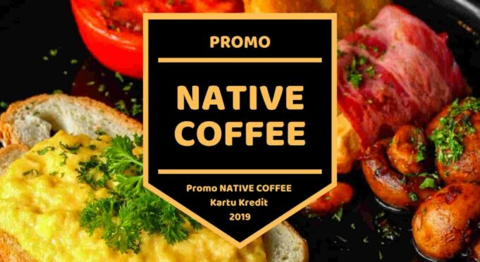 Promo Native Coffee