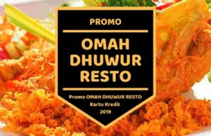Promo Omah Dhuwur Resto