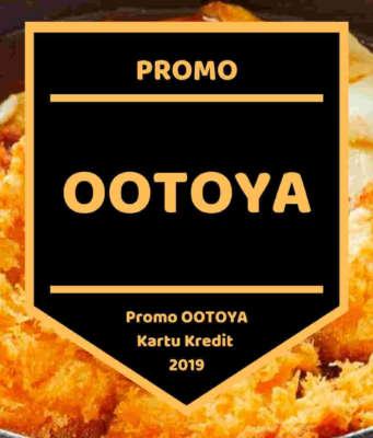 Promo Ootoya