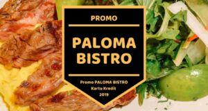 Promo Paloma Bistro