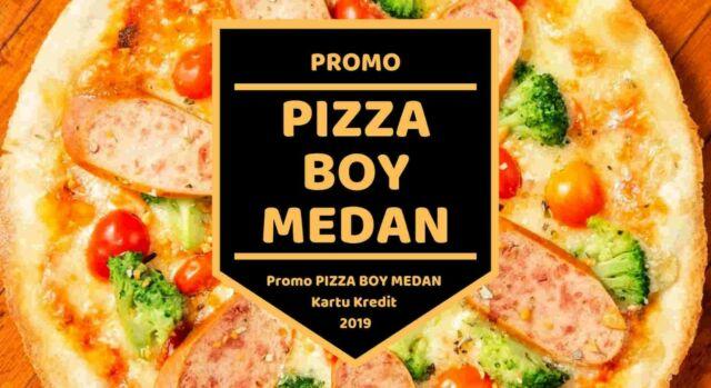 Promo Pizza Boy Medan