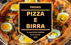 Promo Pizza E Birra
