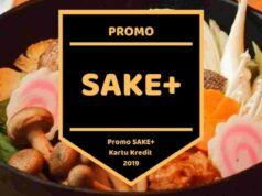 Promo Sake Plus