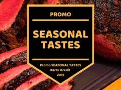 Promo Seasonal Tastes