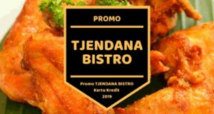 Promo Tjendana Bistro Bandung