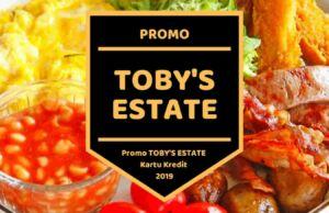 Promo Toby's Estate