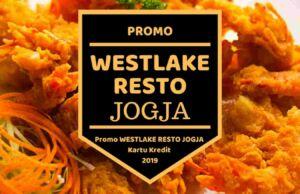 Promo Westlake Resto Jogja