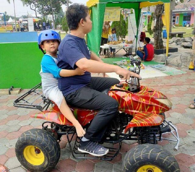 Wahana ATV