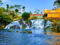 area wisata sumber maron