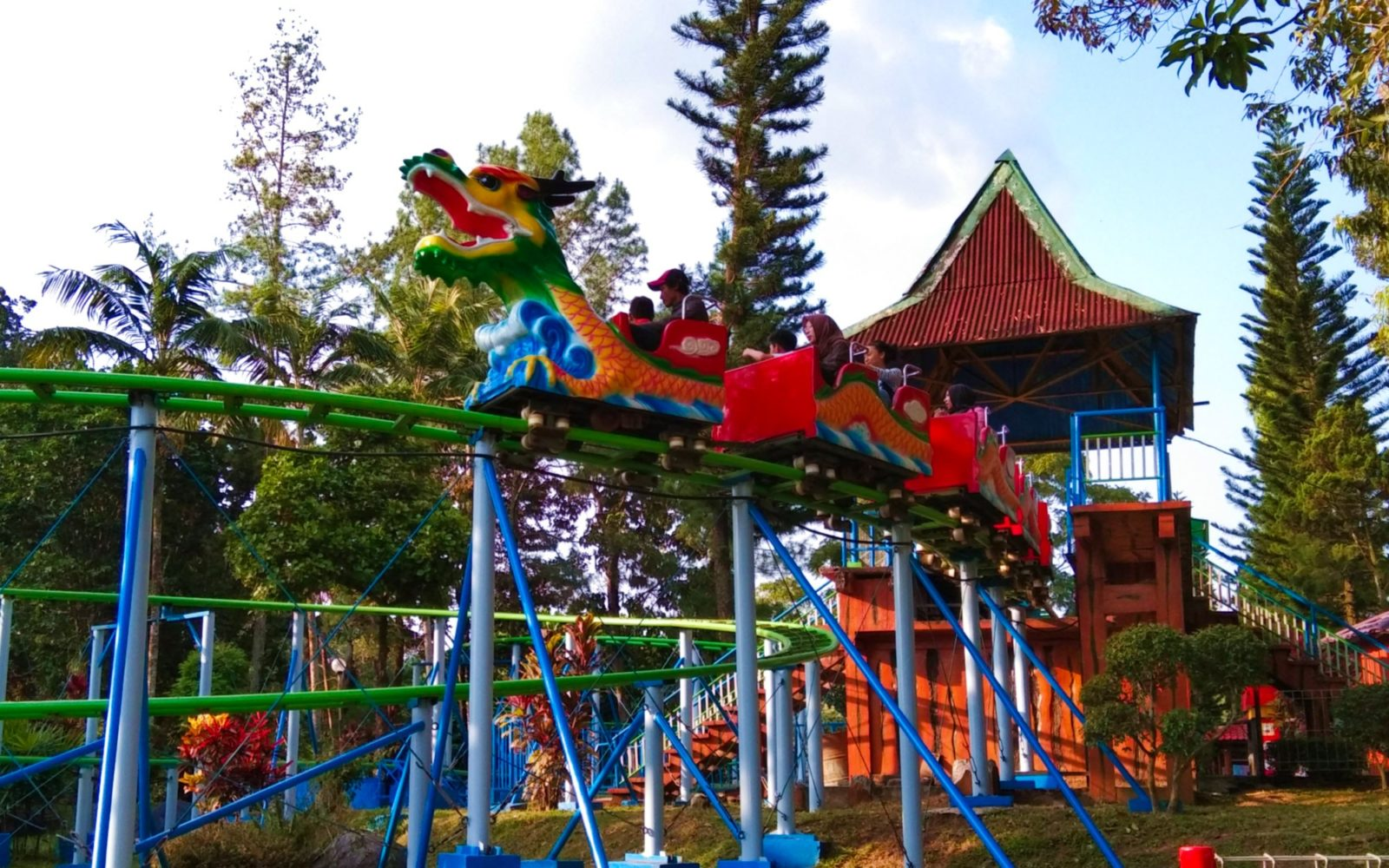 TAMAN KYAI LANGGENG Tiket & Wahana November 7 - TravelsPromo