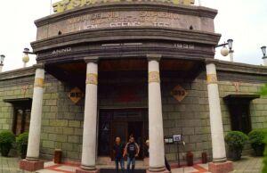 pintu masuk house of sampoerna