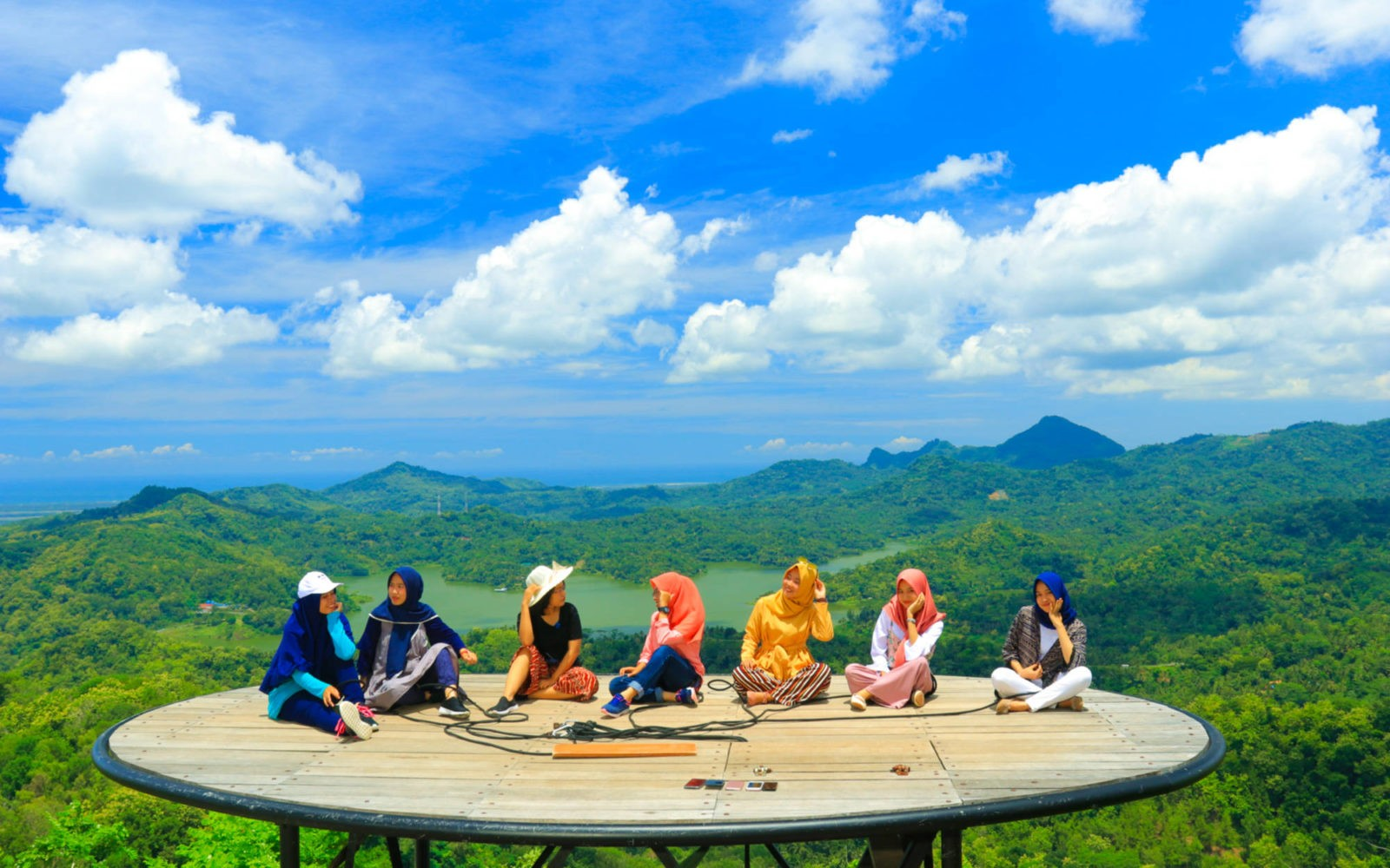 Wisata Kalibiru Jogja Tiket Pesona Alam April 2021 Travelspromo